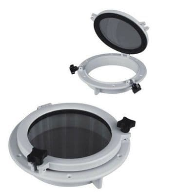 SEAFLO BOAT + YACHT PORTHOLE WINDOW HATCHES MARINE PORTLIGHT SFPP1-02 NARROWBOAT